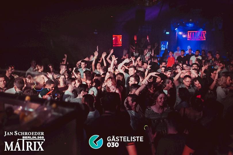 Partyfoto #17 Matrix Berlin vom 03.09.2016