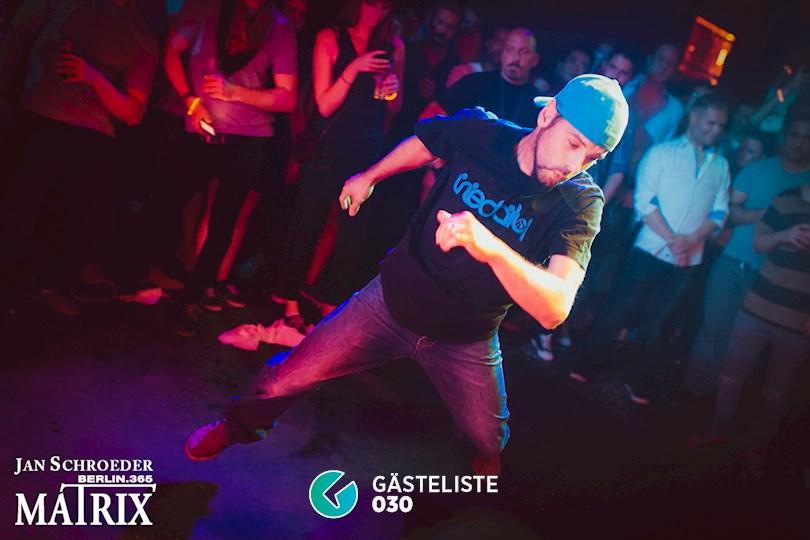 Partyfoto #84 Matrix Berlin vom 03.09.2016