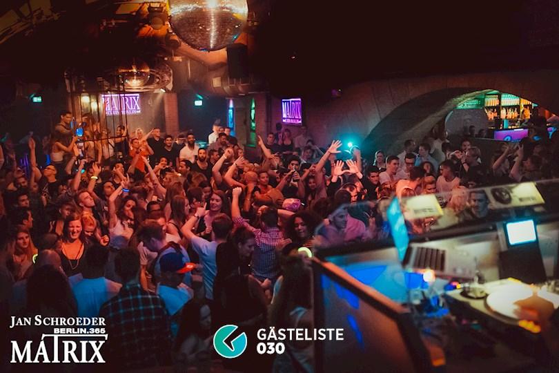 Partyfoto #13 Matrix Berlin vom 03.09.2016