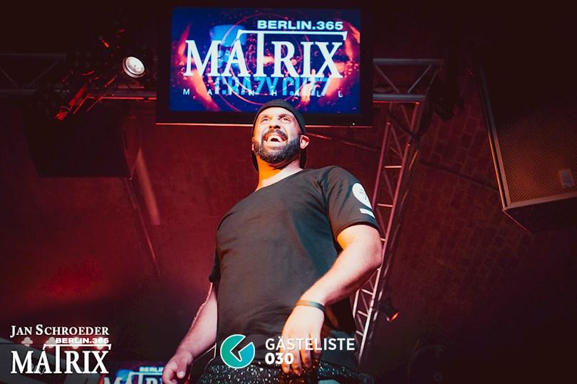 Partyfoto #38 Matrix Berlin vom 03.09.2016