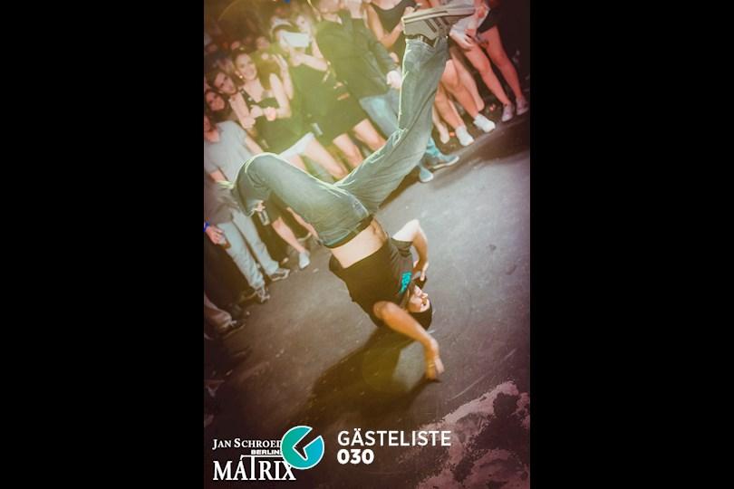 Partyfoto #24 Matrix Berlin vom 03.09.2016