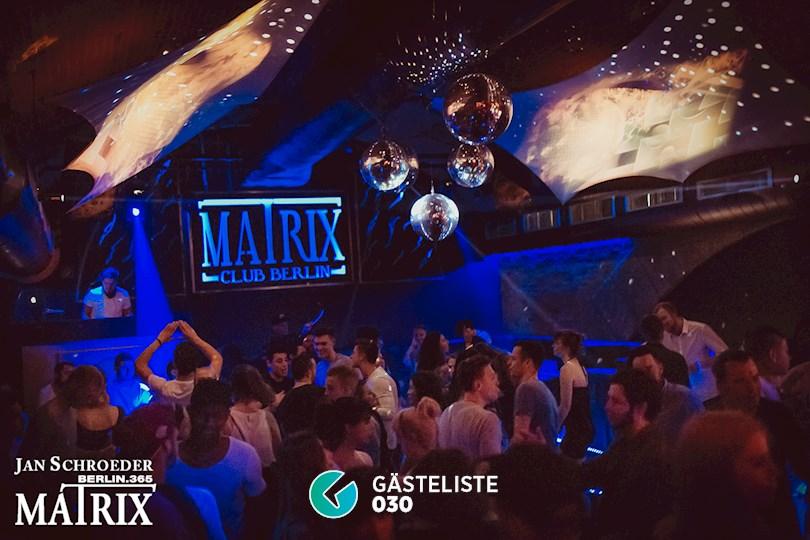Partyfoto #73 Matrix Berlin vom 03.09.2016