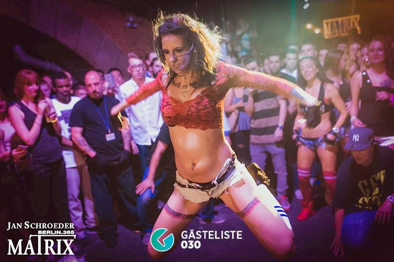 Partyfoto #2 Matrix Berlin vom 03.09.2016