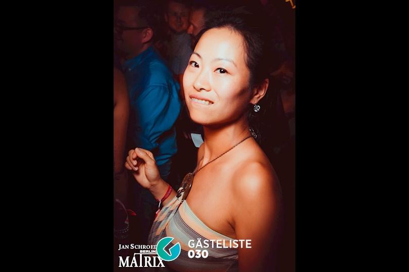 Partyfoto #71 Matrix Berlin vom 03.09.2016