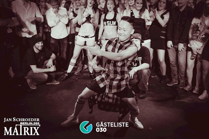 Partyfoto #130 Matrix Berlin vom 03.09.2016