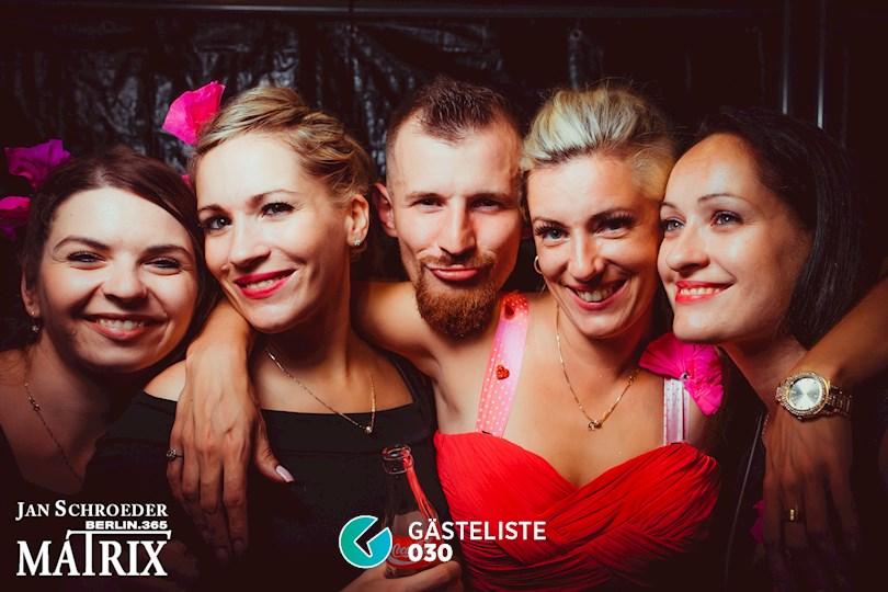 Partyfoto #126 Matrix Berlin vom 03.09.2016
