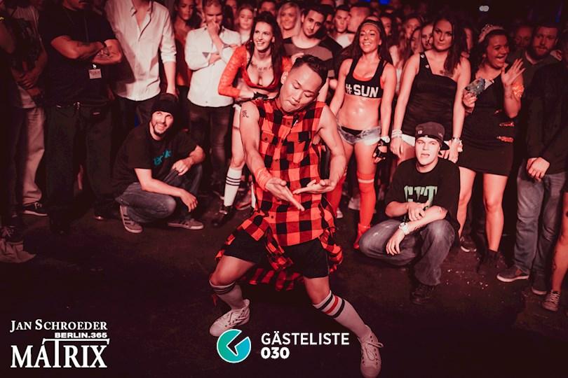 Partyfoto #56 Matrix Berlin vom 03.09.2016
