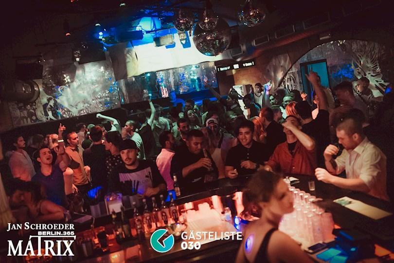 Partyfoto #26 Matrix Berlin vom 03.09.2016