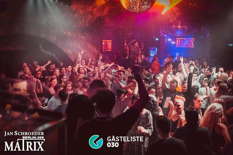 Partyfoto #134 Matrix Berlin vom 03.09.2016