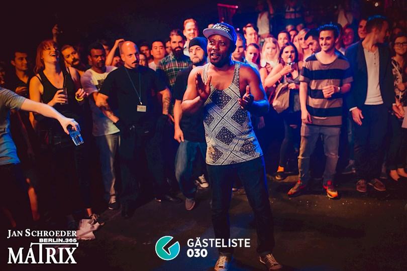 Partyfoto #117 Matrix Berlin vom 03.09.2016