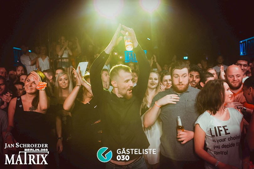 Partyfoto #19 Matrix Berlin vom 03.09.2016