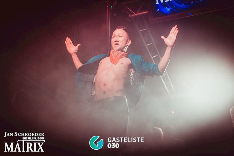 Partyfoto #5 Matrix Berlin vom 03.09.2016
