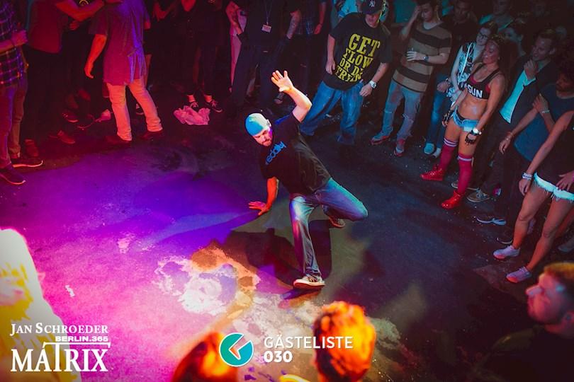 Partyfoto #66 Matrix Berlin vom 03.09.2016