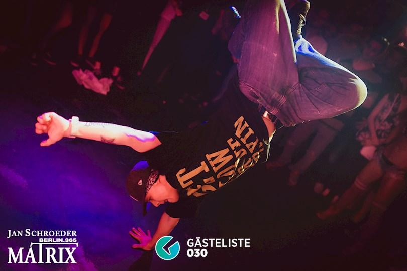 Partyfoto #108 Matrix Berlin vom 03.09.2016