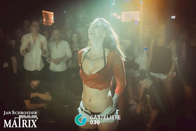 Partyfoto #50 Matrix Berlin vom 03.09.2016