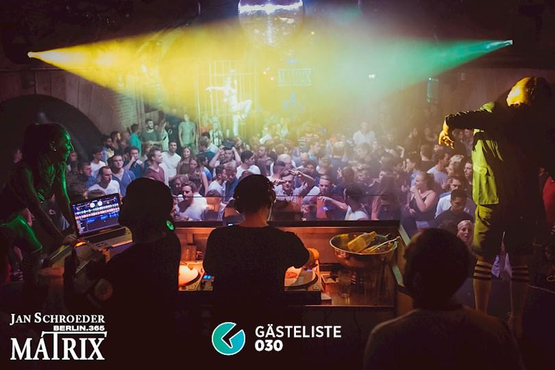 Partyfoto #115 Matrix Berlin vom 03.09.2016