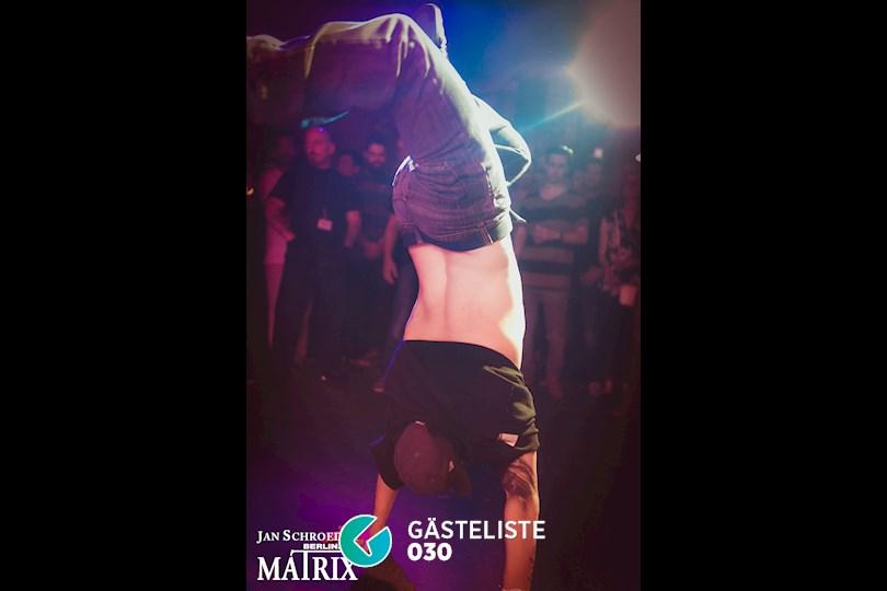 Partyfoto #129 Matrix Berlin vom 03.09.2016