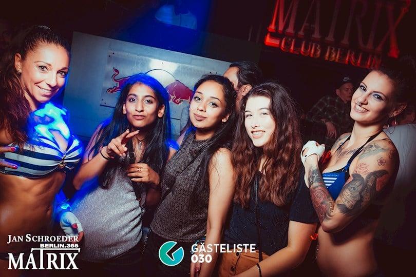 Partyfoto #81 Matrix Berlin vom 03.09.2016