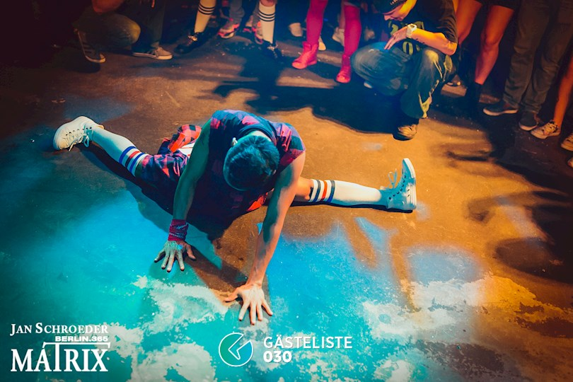 Partyfoto #106 Matrix Berlin vom 03.09.2016