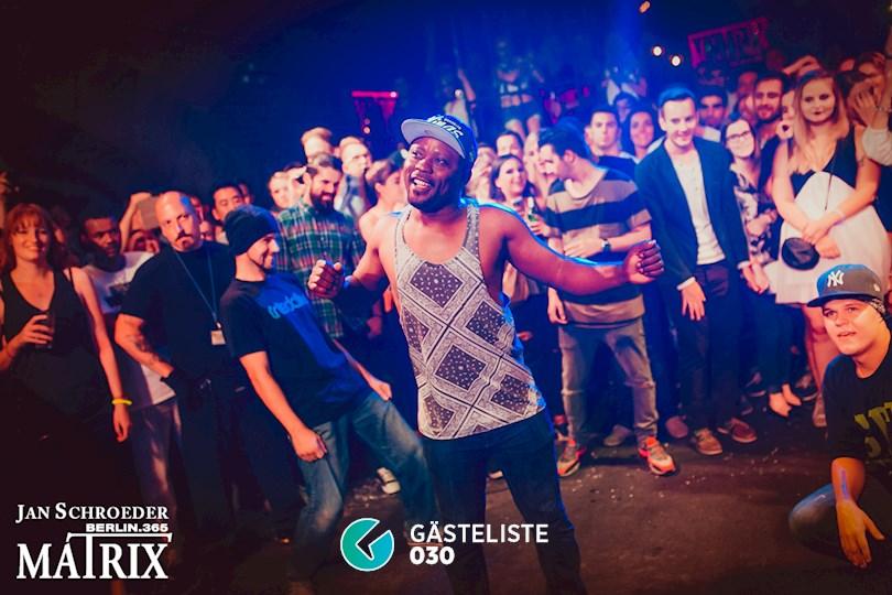 Partyfoto #132 Matrix Berlin vom 03.09.2016