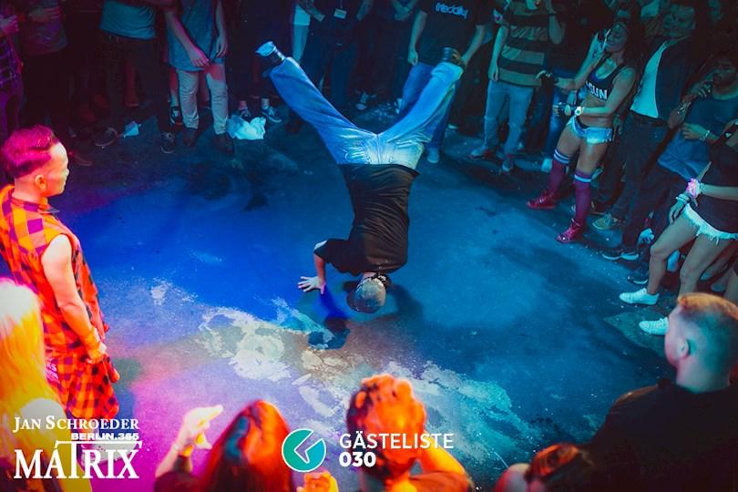 Partyfoto #150 Matrix Berlin vom 03.09.2016