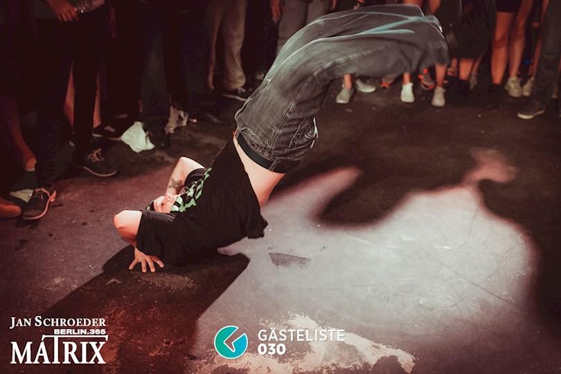 Partyfoto #55 Matrix Berlin vom 03.09.2016
