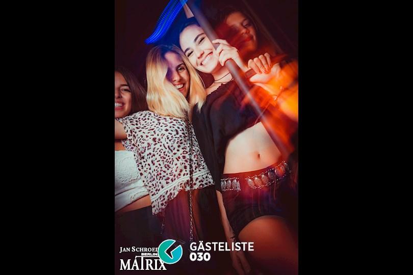 Partyfoto #3 Matrix Berlin vom 03.09.2016