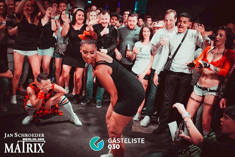 Partyfoto #60 Matrix Berlin vom 03.09.2016