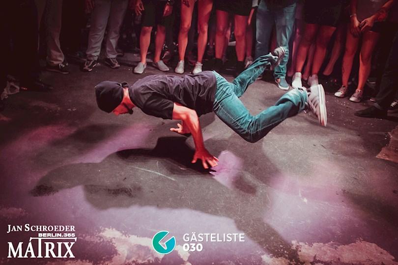 Partyfoto #104 Matrix Berlin vom 03.09.2016