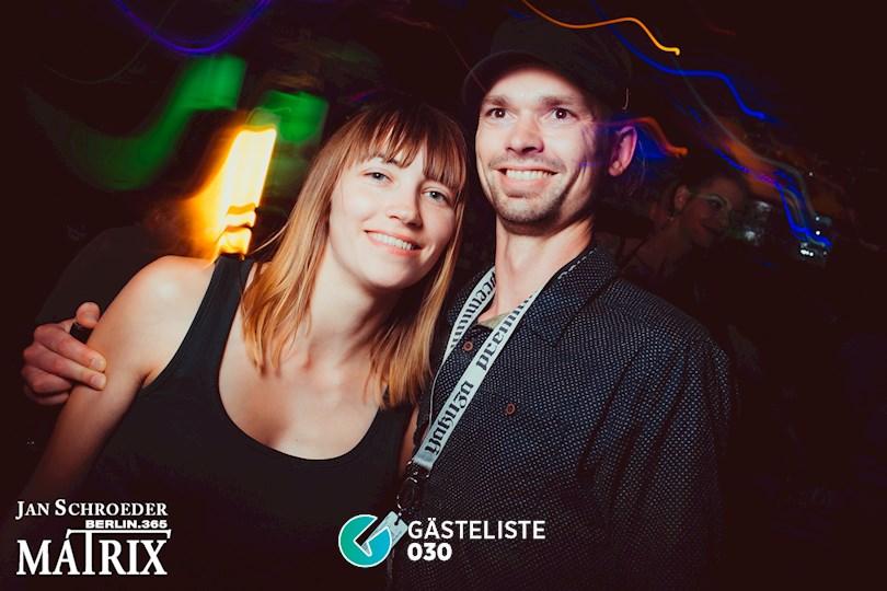 Partyfoto #87 Matrix Berlin vom 03.09.2016