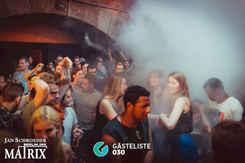 Partyfoto #136 Matrix Berlin vom 03.09.2016