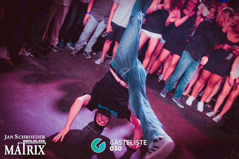 Partyfoto #21 Matrix Berlin vom 03.09.2016