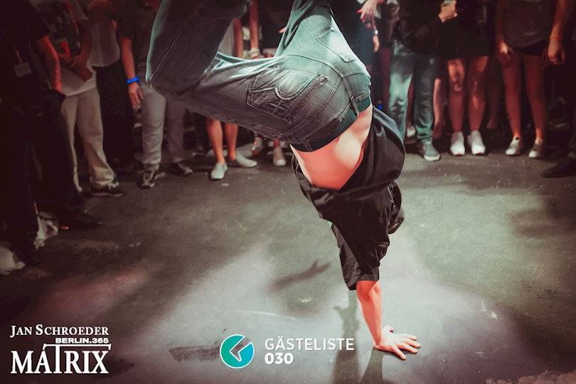Partyfoto #127 Matrix Berlin vom 03.09.2016