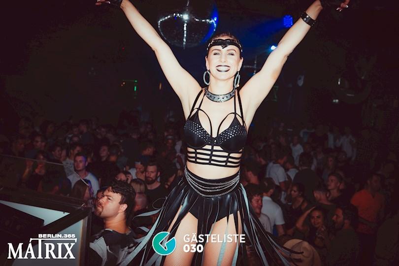 Partyfoto #9 Matrix Berlin vom 02.09.2016
