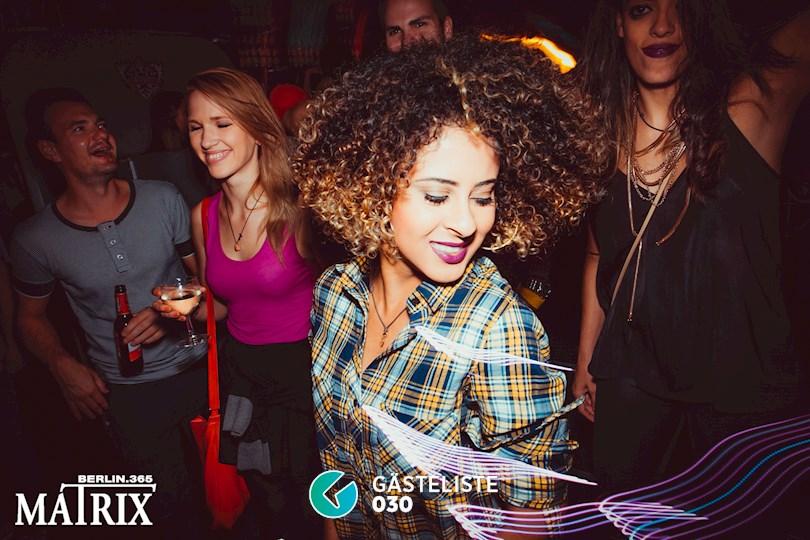 Partyfoto #26 Matrix Berlin vom 02.09.2016