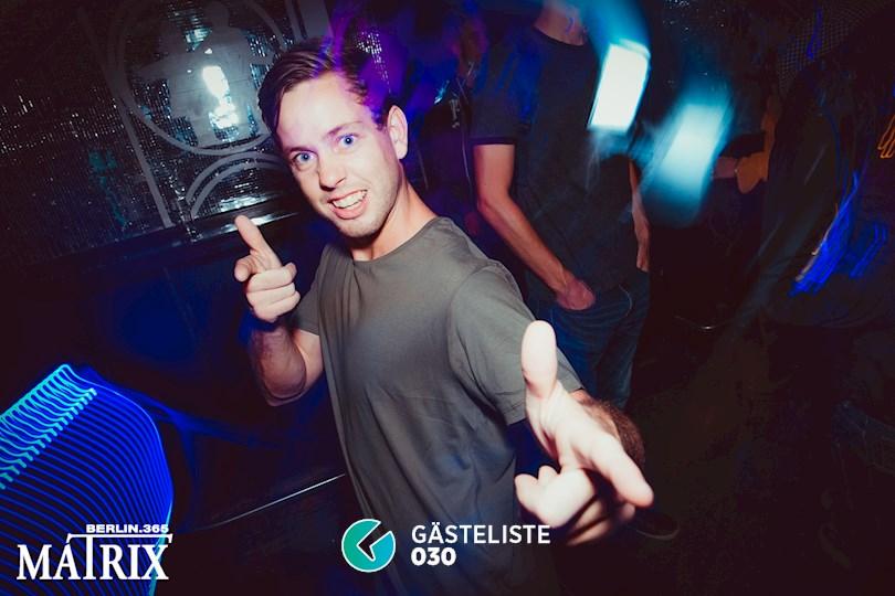 Partyfoto #124 Matrix Berlin vom 02.09.2016