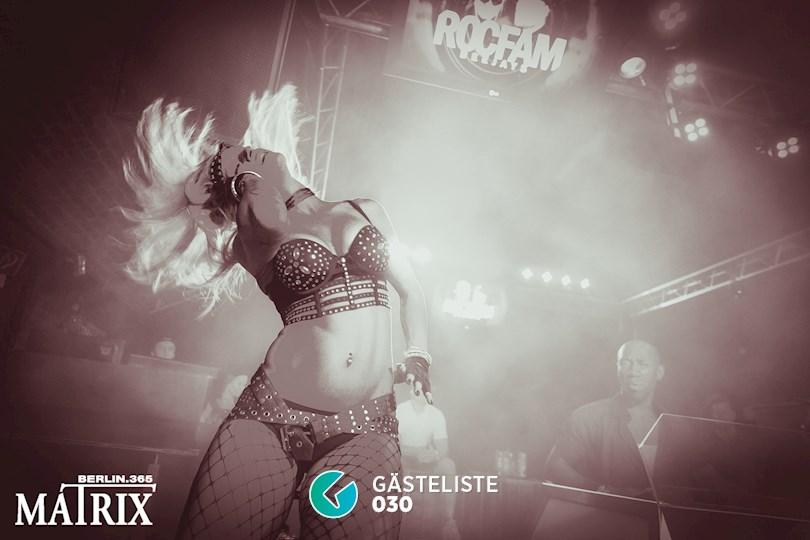 Partyfoto #70 Matrix Berlin vom 02.09.2016