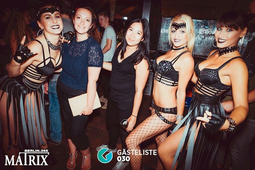 Partyfoto #38 Matrix Berlin vom 02.09.2016