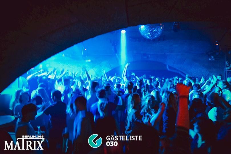 Partyfoto #45 Matrix Berlin vom 02.09.2016