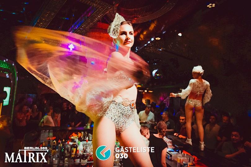 Partyfoto #47 Matrix Berlin vom 02.09.2016