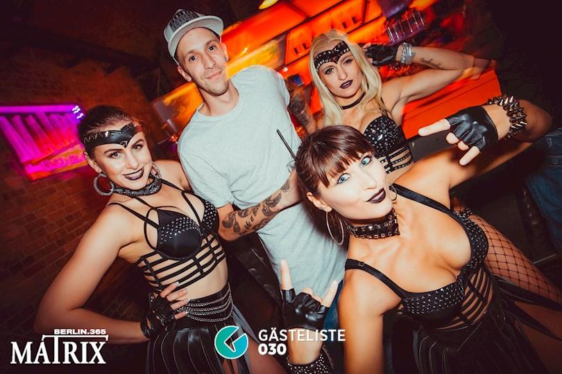 Partyfoto #7 Matrix Berlin vom 02.09.2016