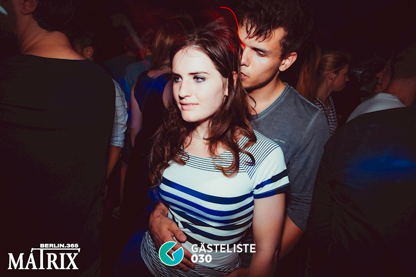Partyfoto #104 Matrix Berlin vom 02.09.2016