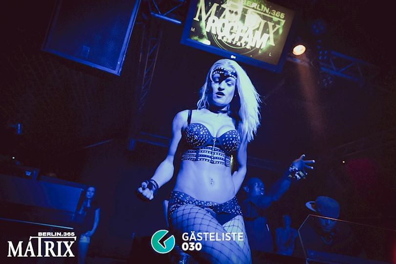 Partyfoto #62 Matrix Berlin vom 02.09.2016