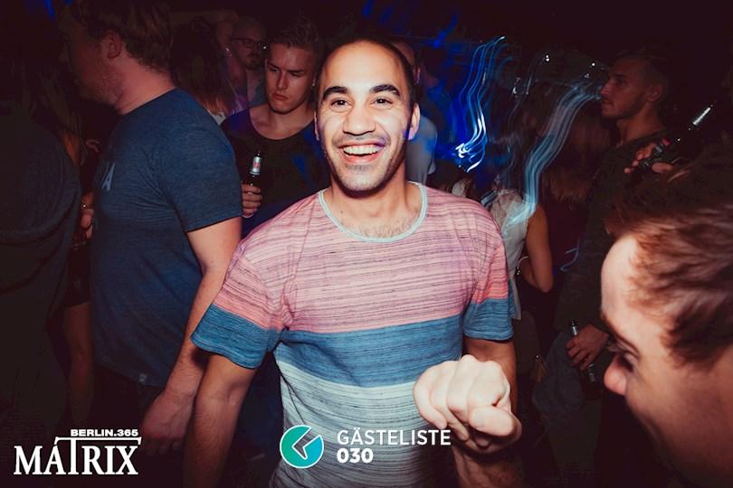 Partyfoto #127 Matrix Berlin vom 02.09.2016