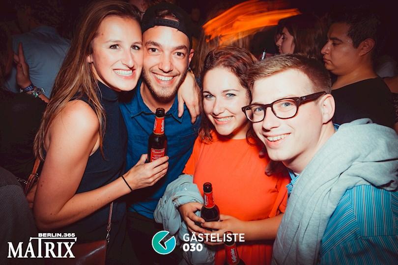 Partyfoto #79 Matrix Berlin vom 02.09.2016