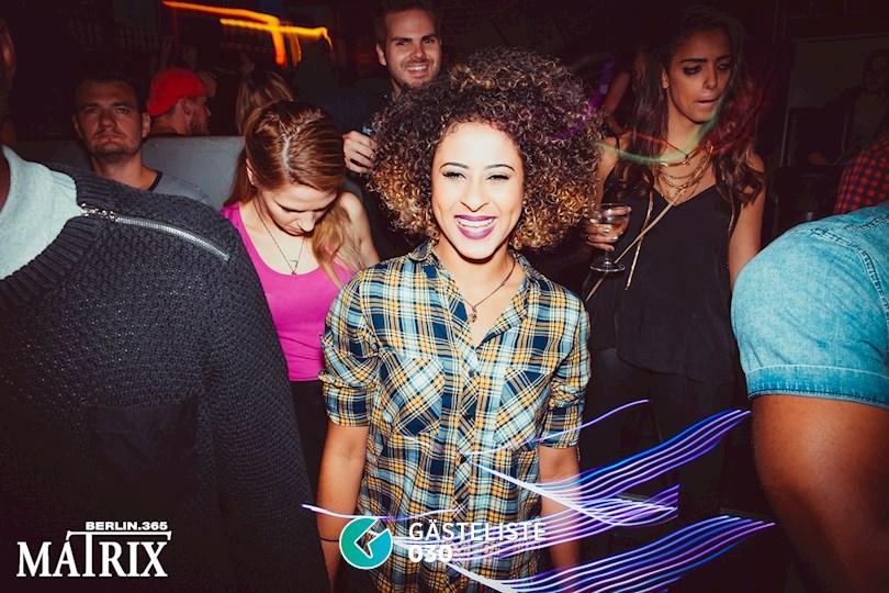 Partyfoto #6 Matrix Berlin vom 02.09.2016
