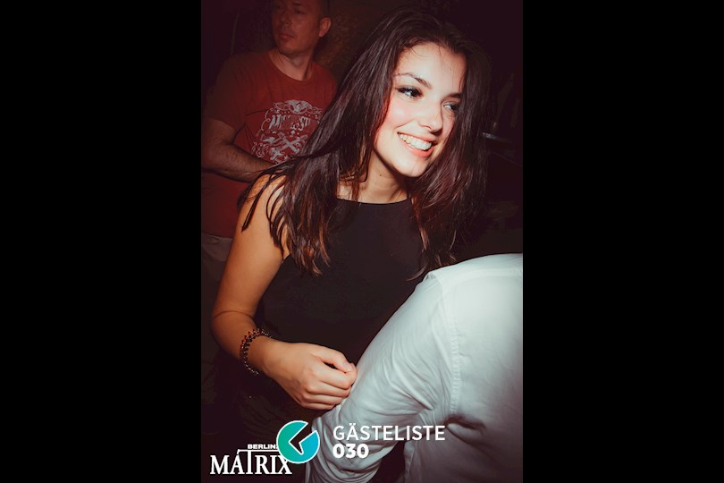 Partyfoto #2 Matrix Berlin vom 02.09.2016