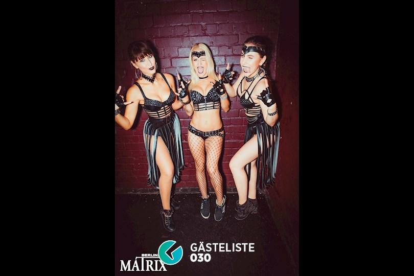Partyfoto #98 Matrix Berlin vom 02.09.2016
