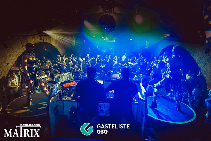 Partyfoto #10 Matrix Berlin vom 02.09.2016