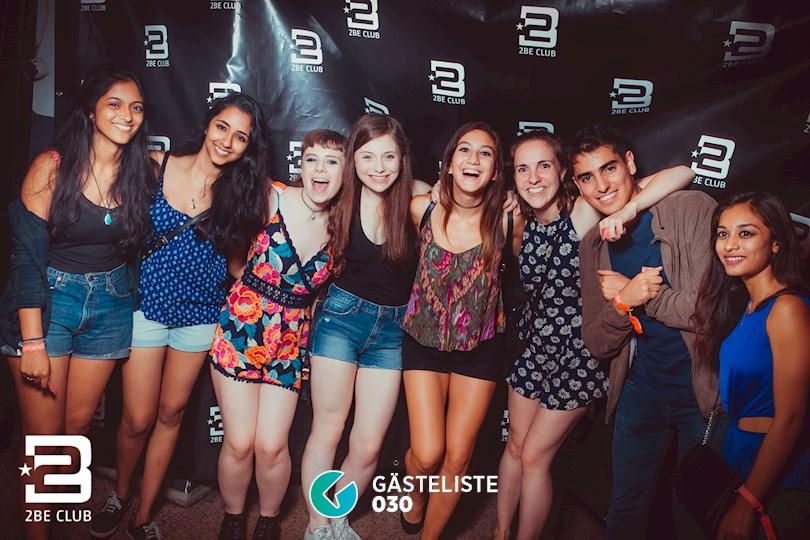 Partyfoto #7 2BE Berlin vom 09.09.2016